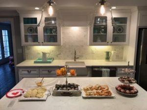 Atlanta Basement Creations, basement, kitchen