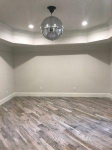 Atlanta Basement Creations, basement, niche
