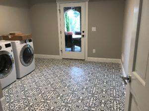 Atlanta Basement Creations, basement, niche, flooring & tile